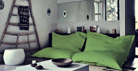 puffs verdes brasilazy