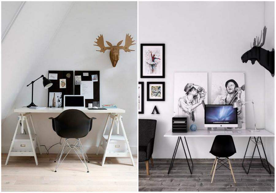 Mesa estilo DIY