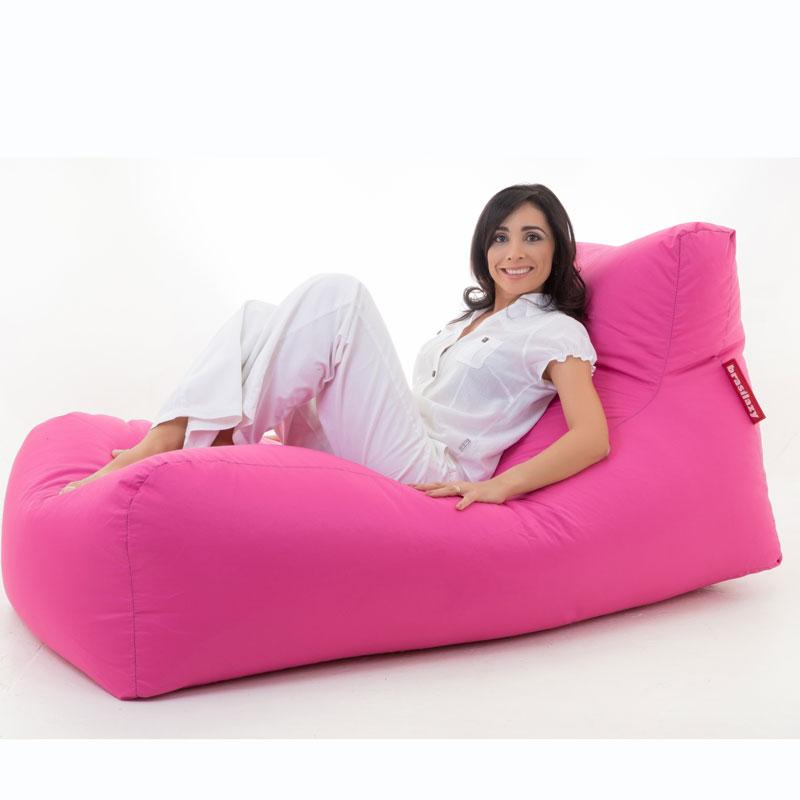 puff sofa grande pink