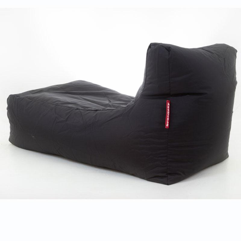 puff sofa grande preto