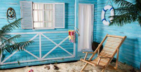 como cuidar da casa de veraneio
