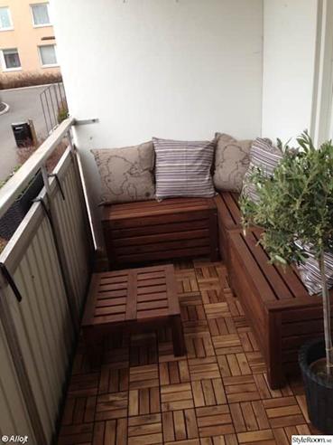 banco de madeira varanda