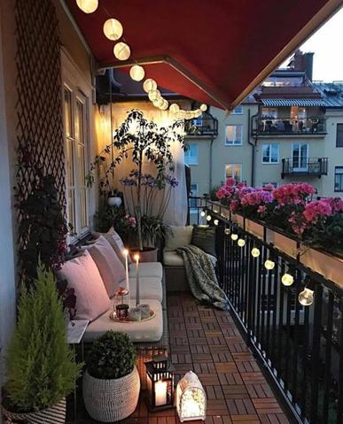 ideias de decoração para uma varanda incrível