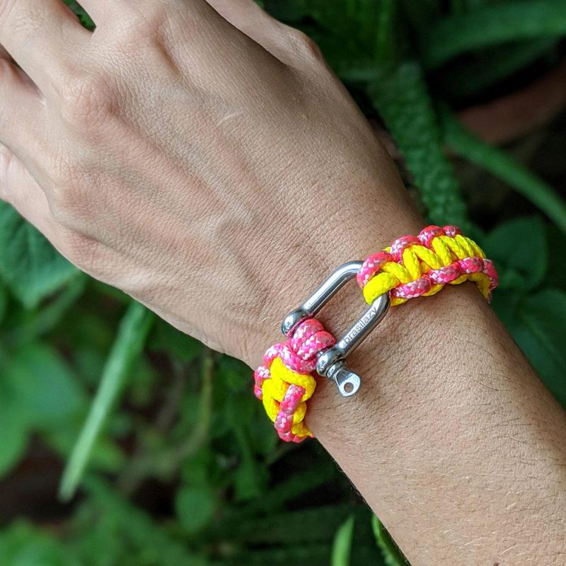 pulseira_summer_amarela_rosa
