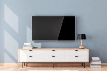 TV da sala: rack, painel ou estante