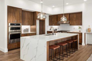 Tipos de pedra para bancada de cozinha: opções disponíveis e como escolher